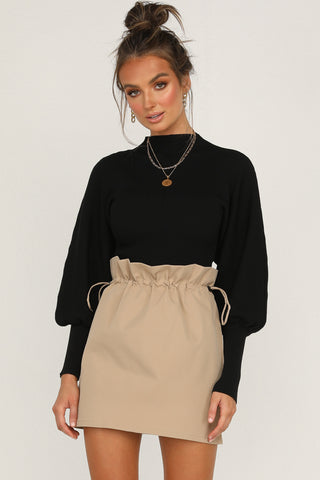 Layla Top (Black)