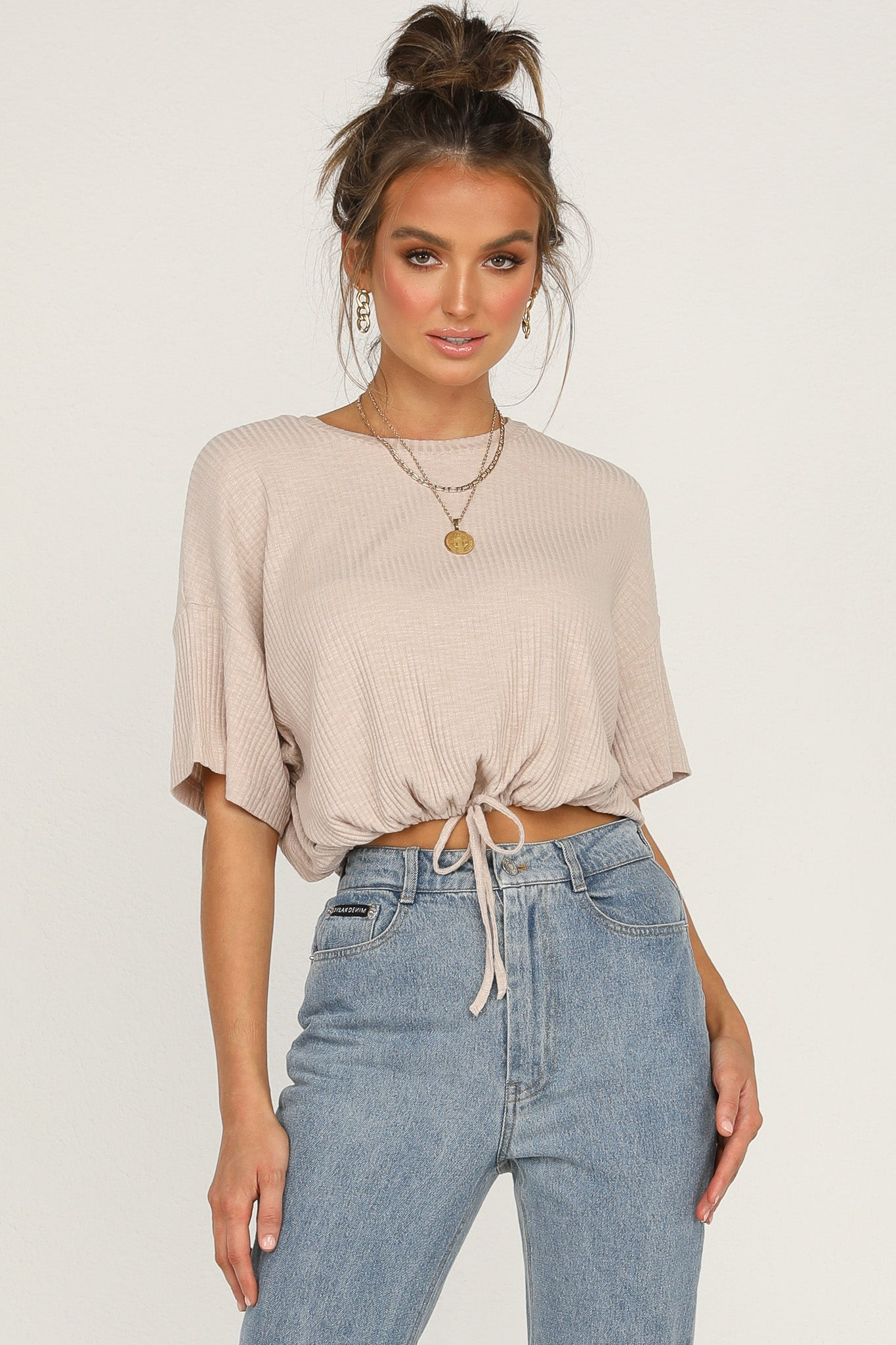 Ellerie Knit Top