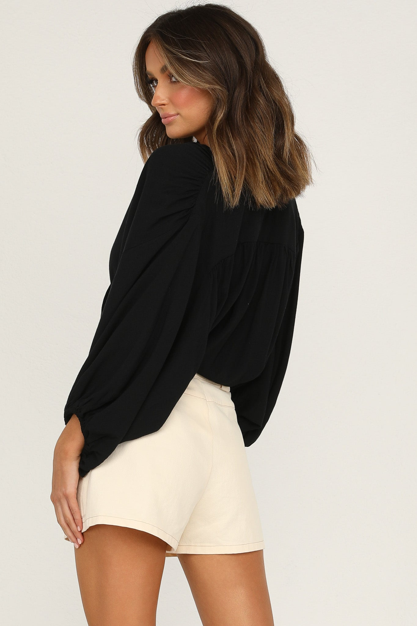 Enzo Top (Black)