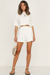 Sienna Knit Shorts