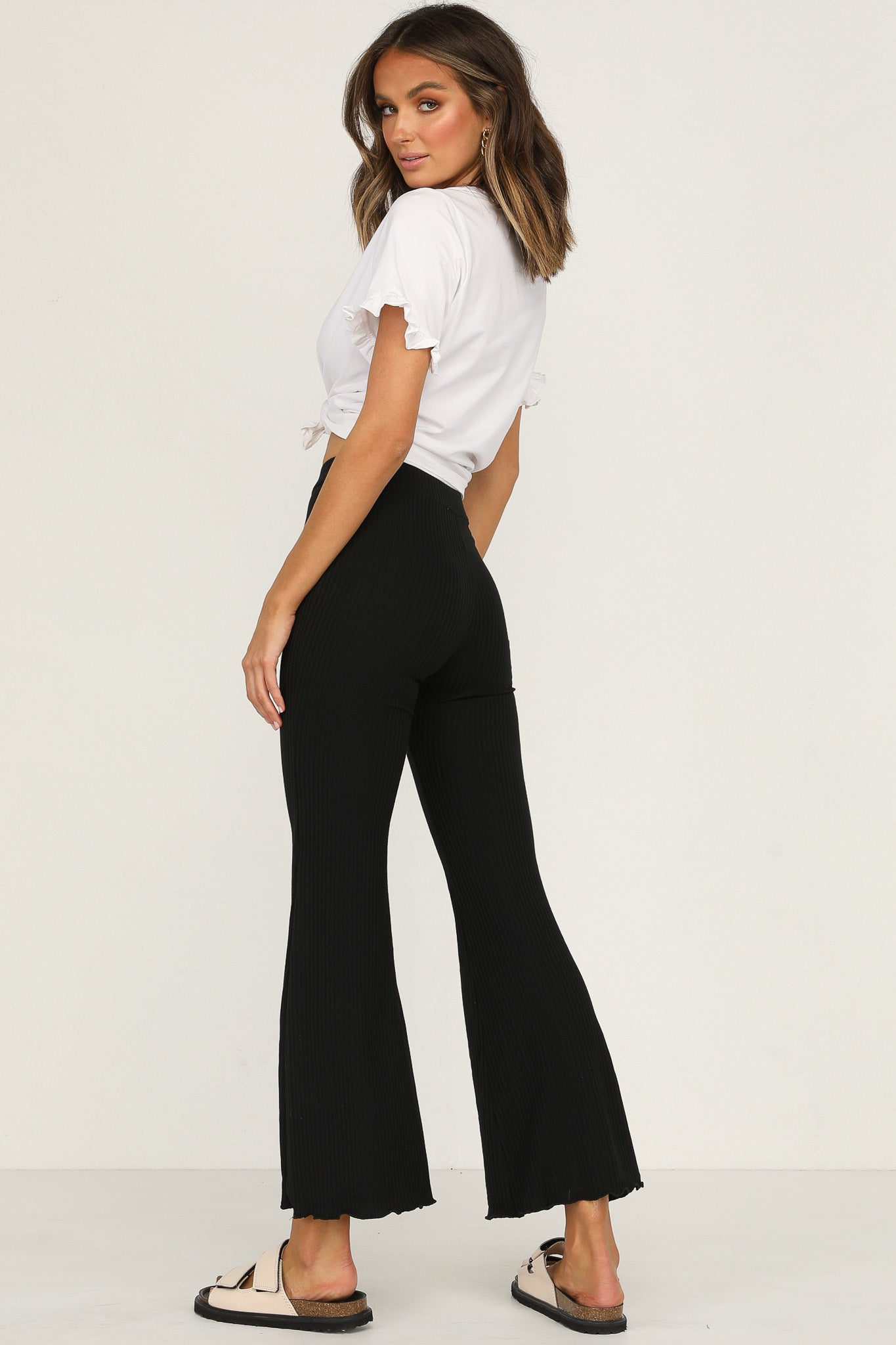 Commitment Pants (Black)