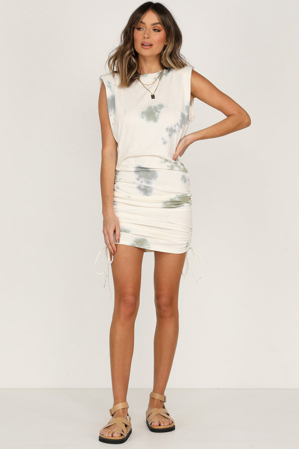 Rebellion Dress (Tie Dye)