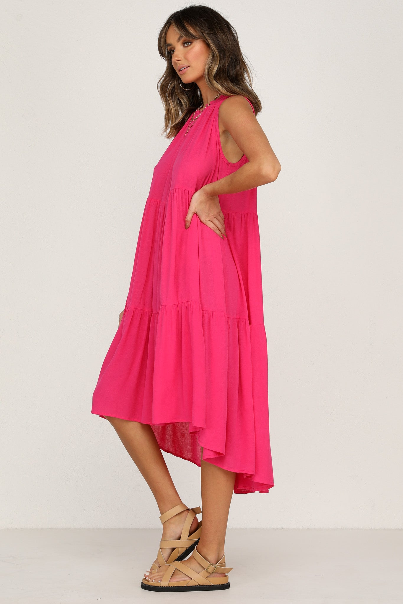 Sadie Dress (Pink)