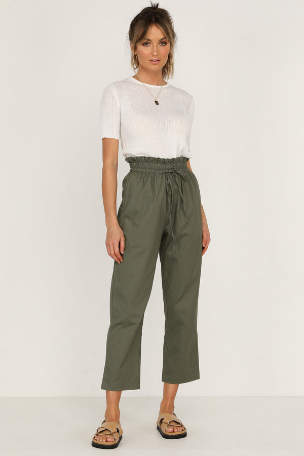 Dreamland Pants (Khaki)