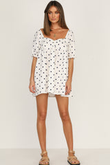 Linden Dress (White)
