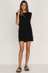 Arlo Dress (Black)