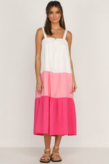 Karina Dress (Pink)