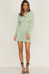 Muse Dress (Mint)