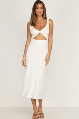 Jessie Dress (White)