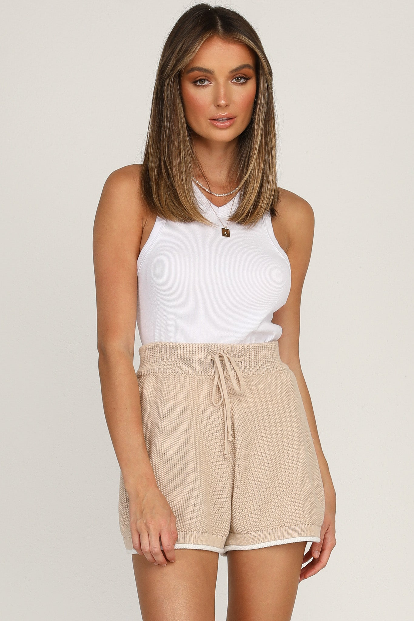 Cassidy Tank (White)