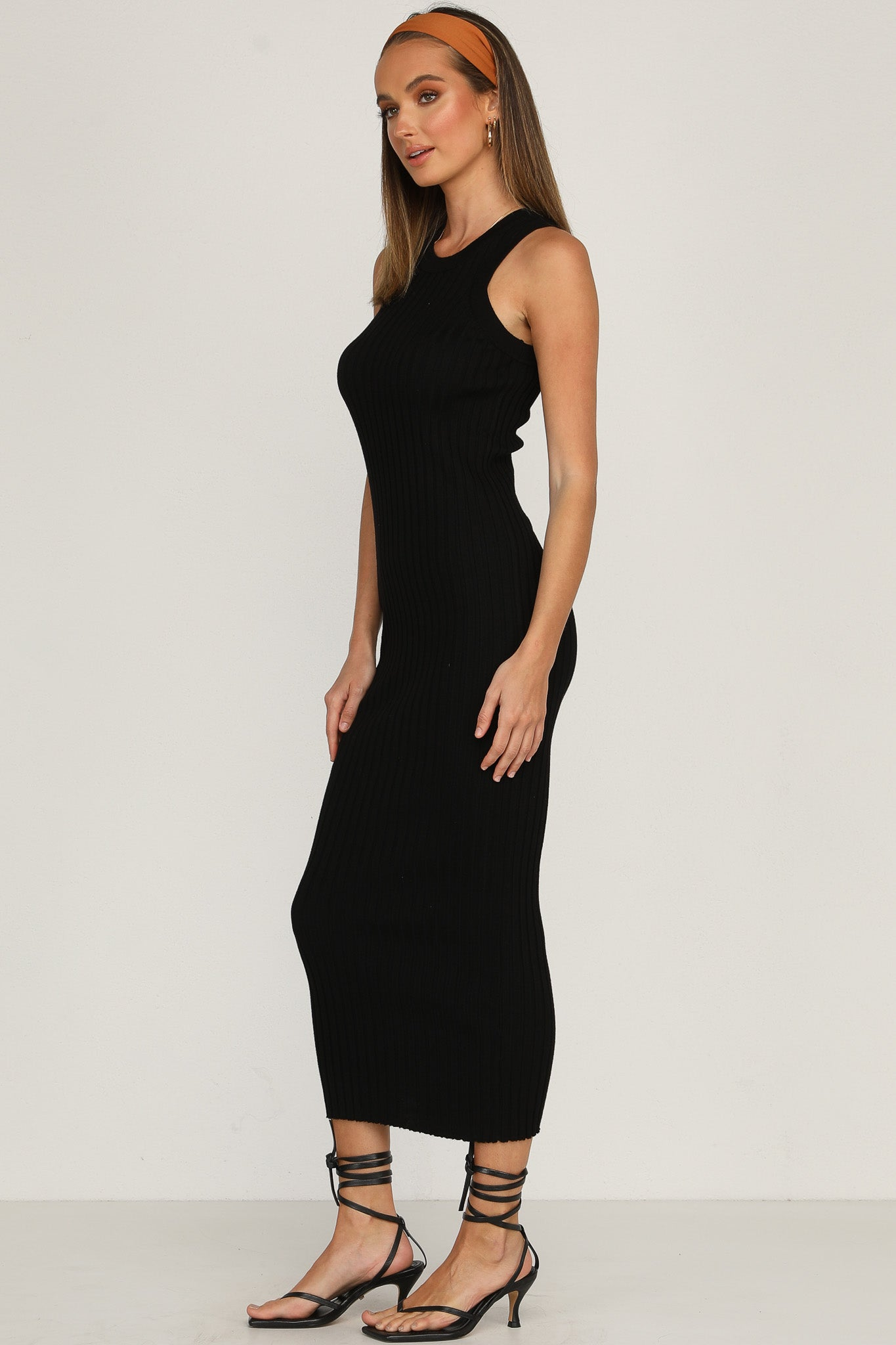 Sienna Dress (Black)