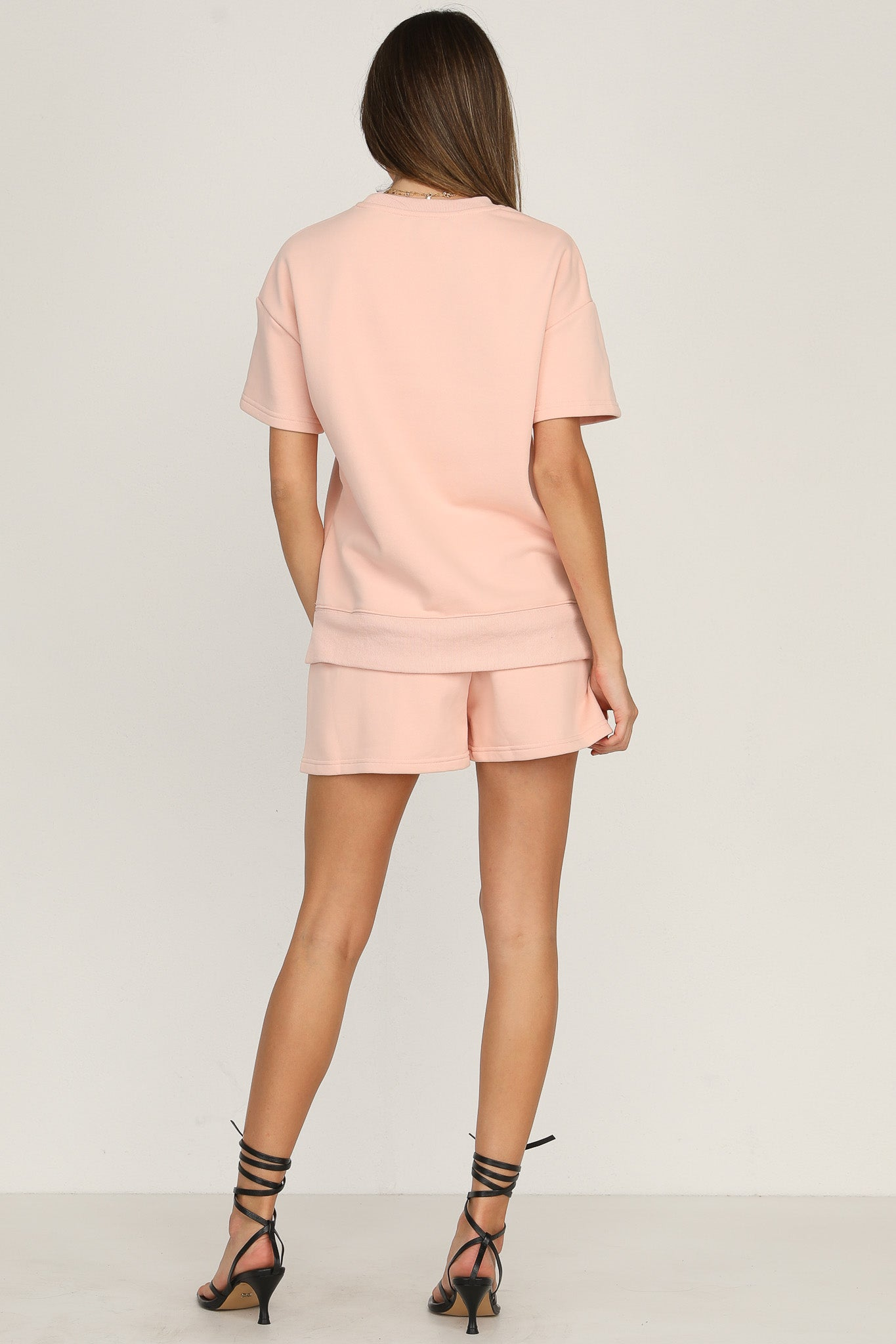 Carter Shorts (Blush)