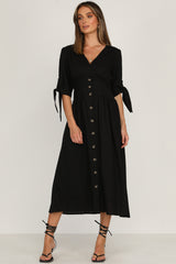 Gianni Dress (Black)