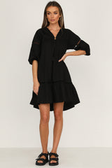 Luther Dress (Black)