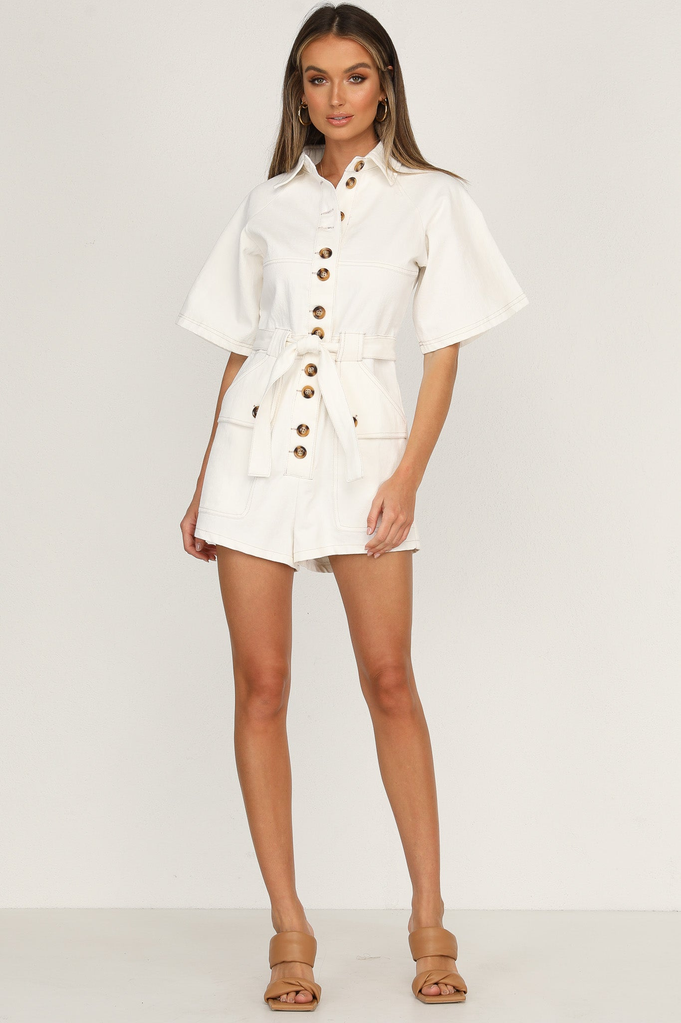 Fraser Playsuit