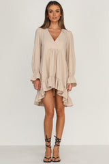 Persia Dress (Beige)