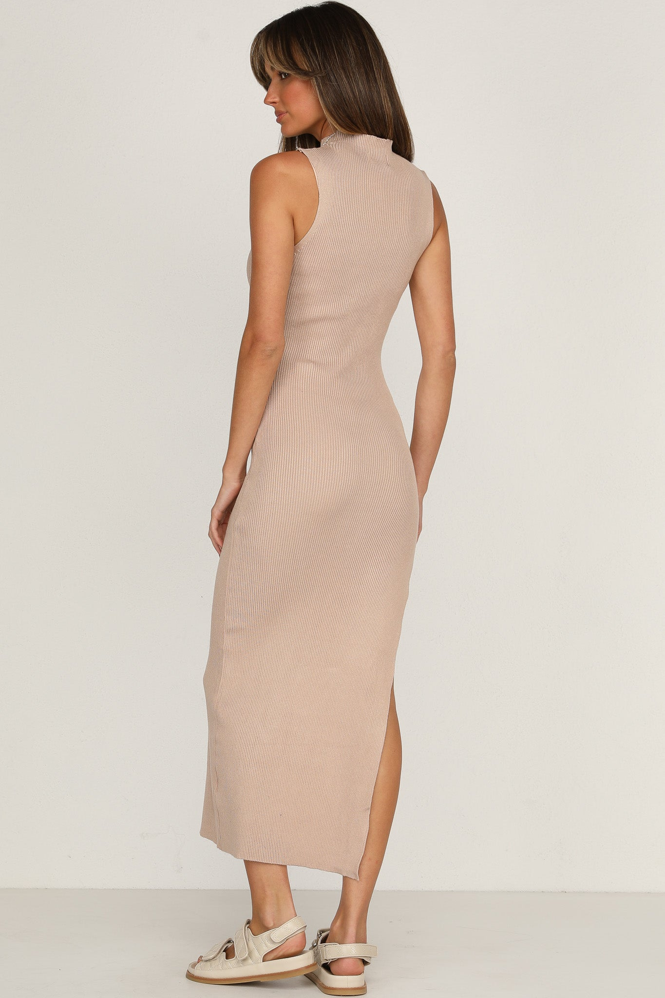 Huxley Dress (Tan)