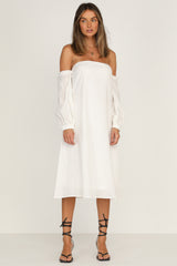 Honor Dress (White)