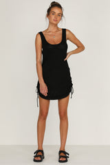 Byron Dress (Black)