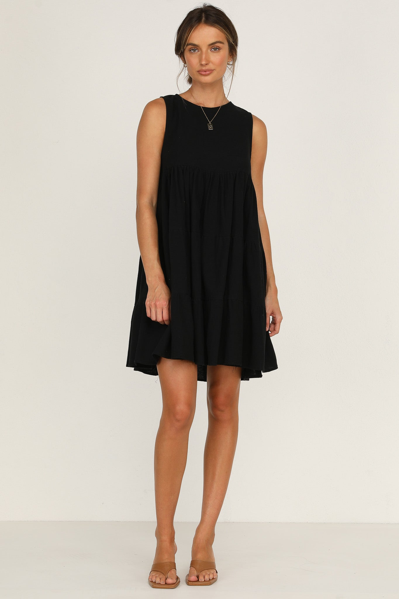 York Dress (Black)
