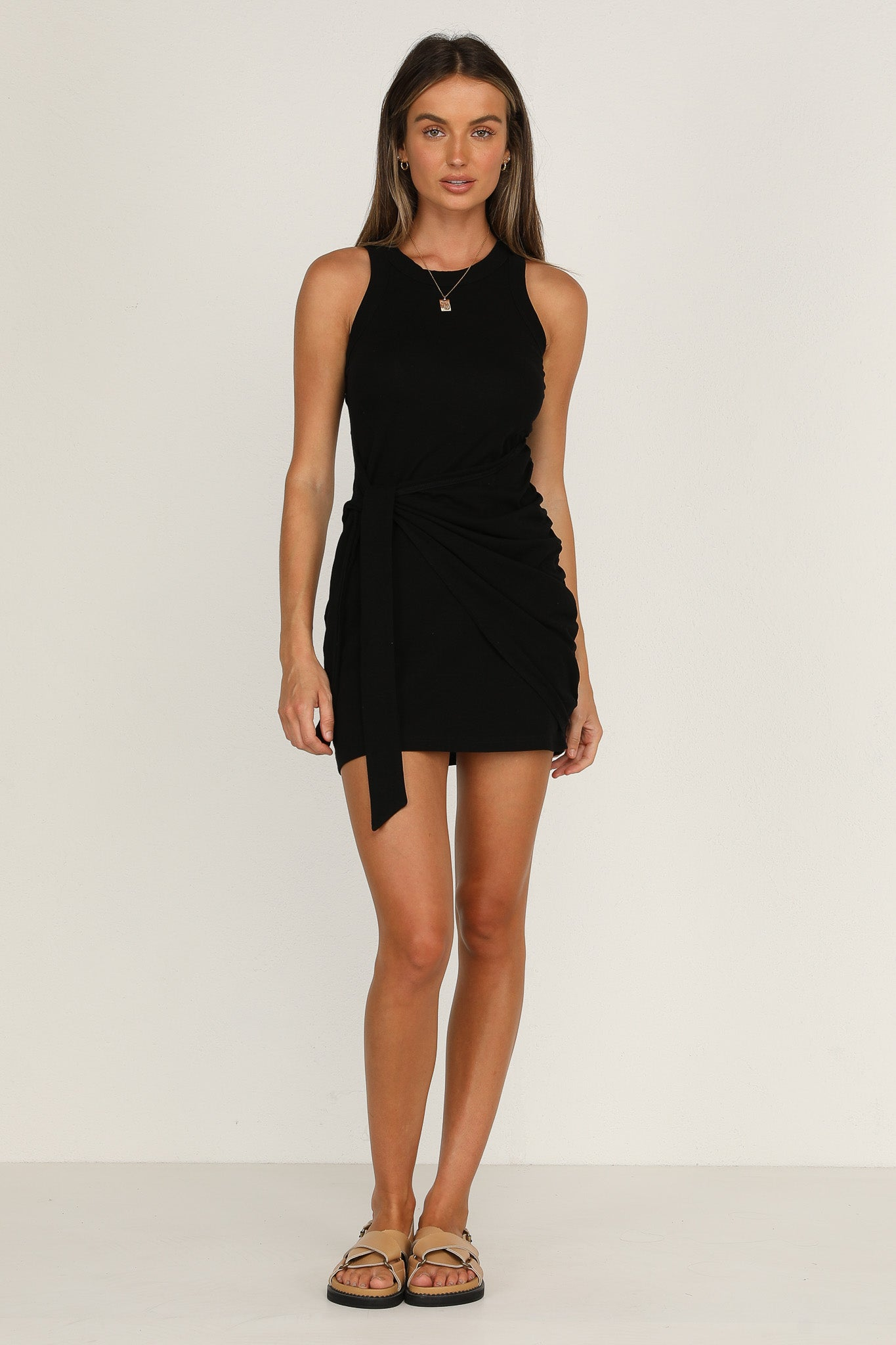 Tau Dress (Black)
