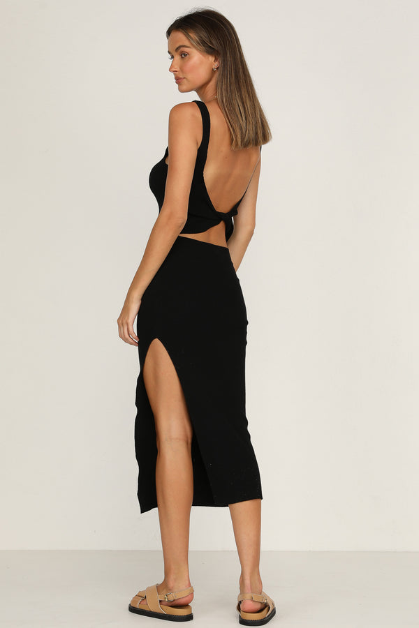 Taryn Dress (Black)