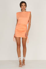 Rebellion Dress (Peach)