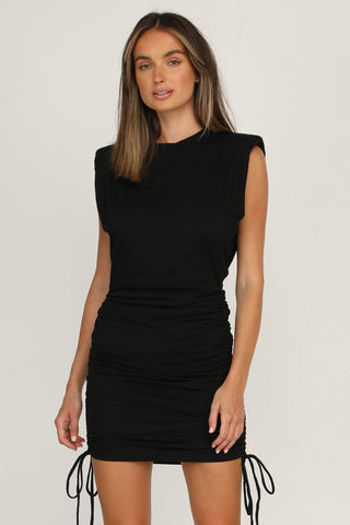 Rebellion Dress (Black)