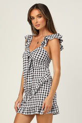 Croatia Dress (Black)