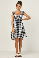 Heather Dress (Black)