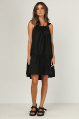 Demi Dress (Black)