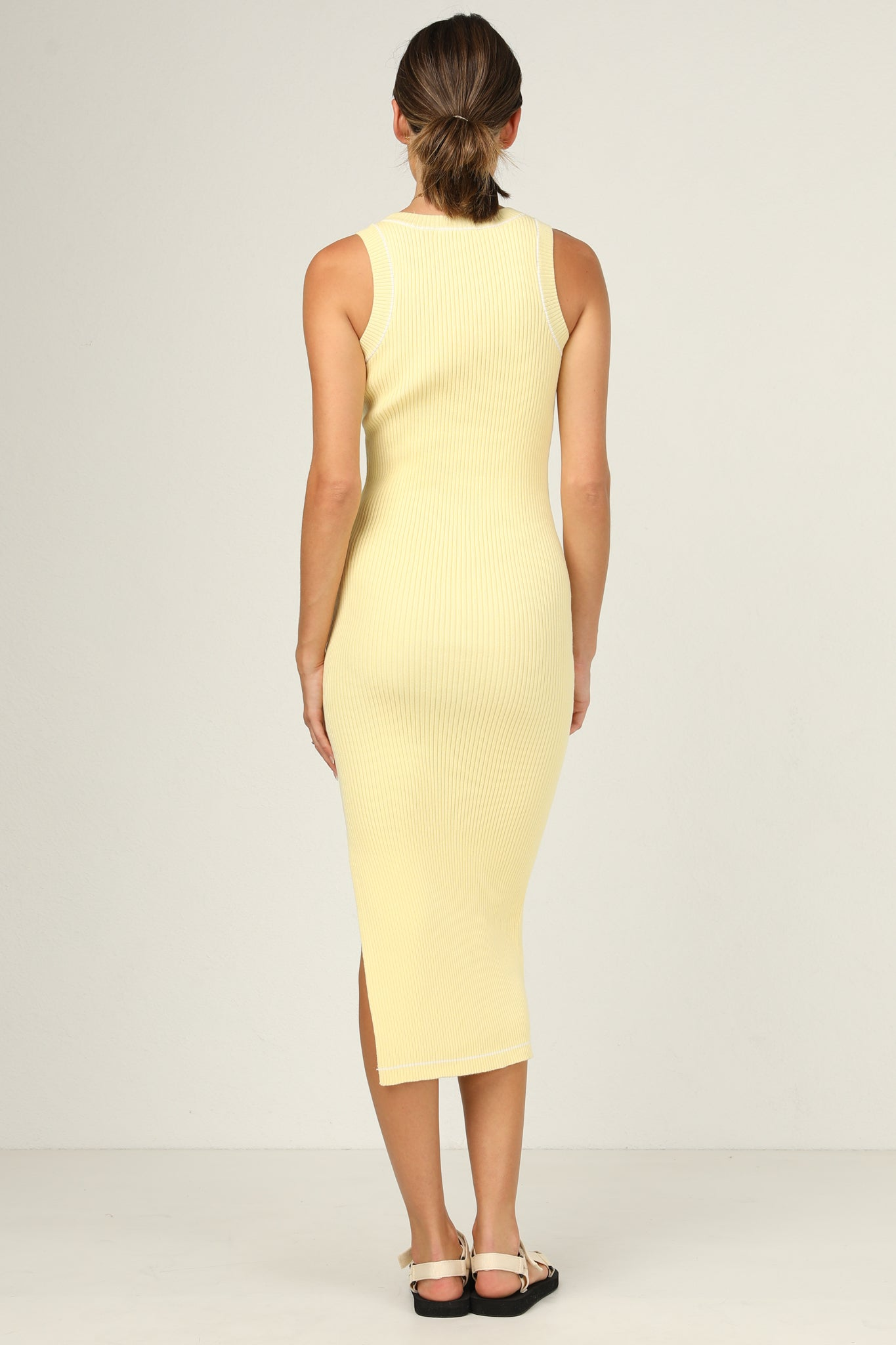 Lennox Dress (Butter)