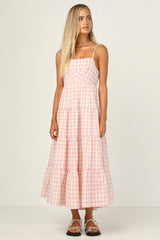 Catalina Dress (Blush)