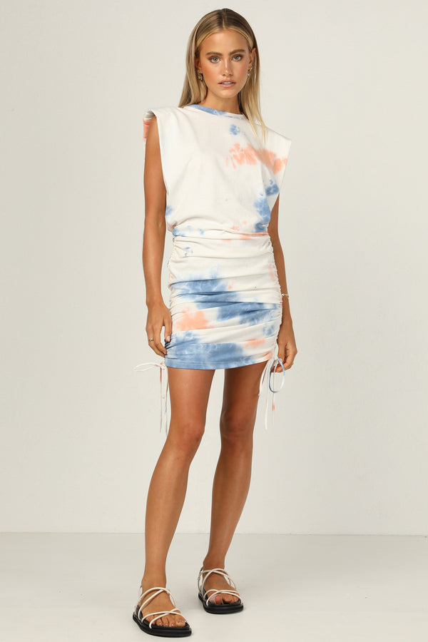 Rebellion Dress (Blue)