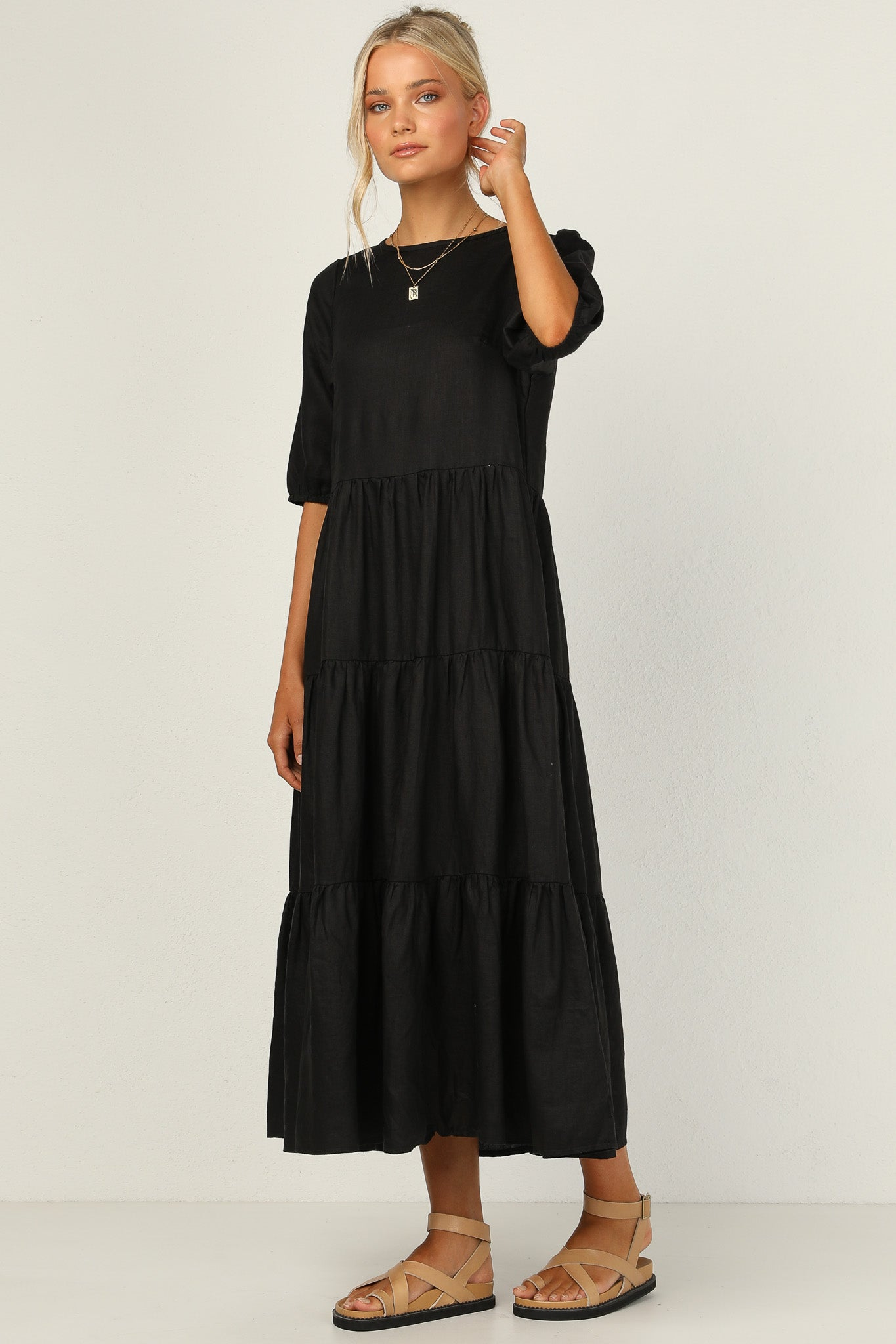 Autumn Dress (Black)