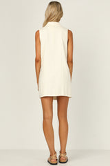 Pia Dress (Butter)