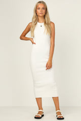 Sienna Dress (White)