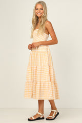 Catalina Dress (Citrus)