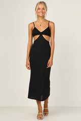 Carmen Dress (Black)