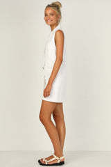 Chicago Dress (White)