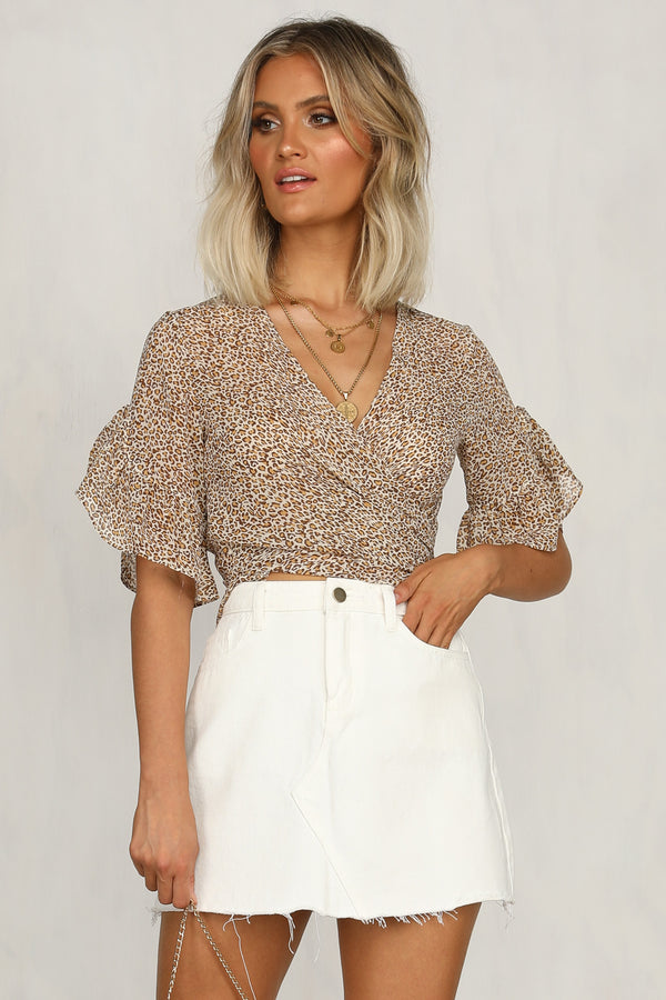 Discovery Top (Leopard)