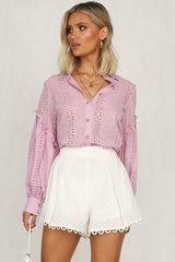 Ellington Top (Lilac)