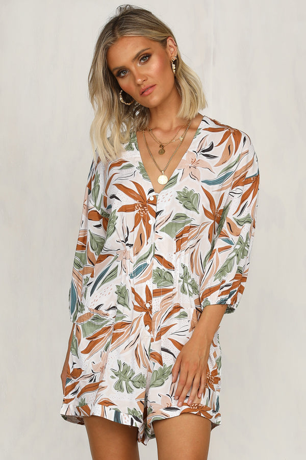 Paperbark Playsuit