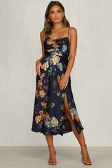 Road Less Travelled Dress (Navy)