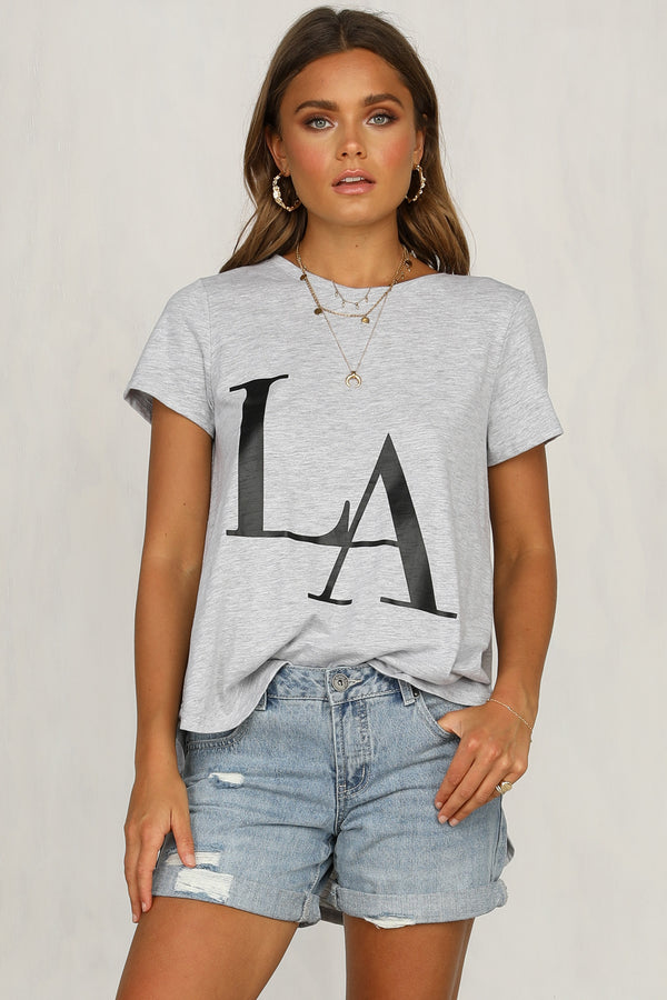 Lara Top (Grey)