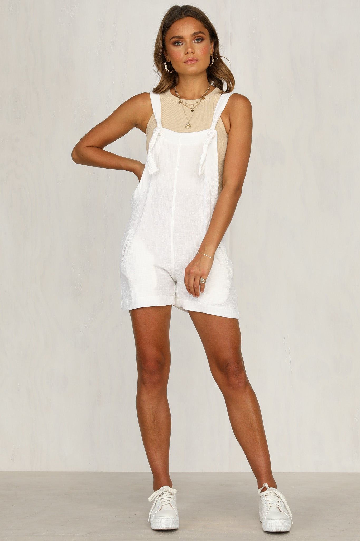 Band Wagon Playsuit