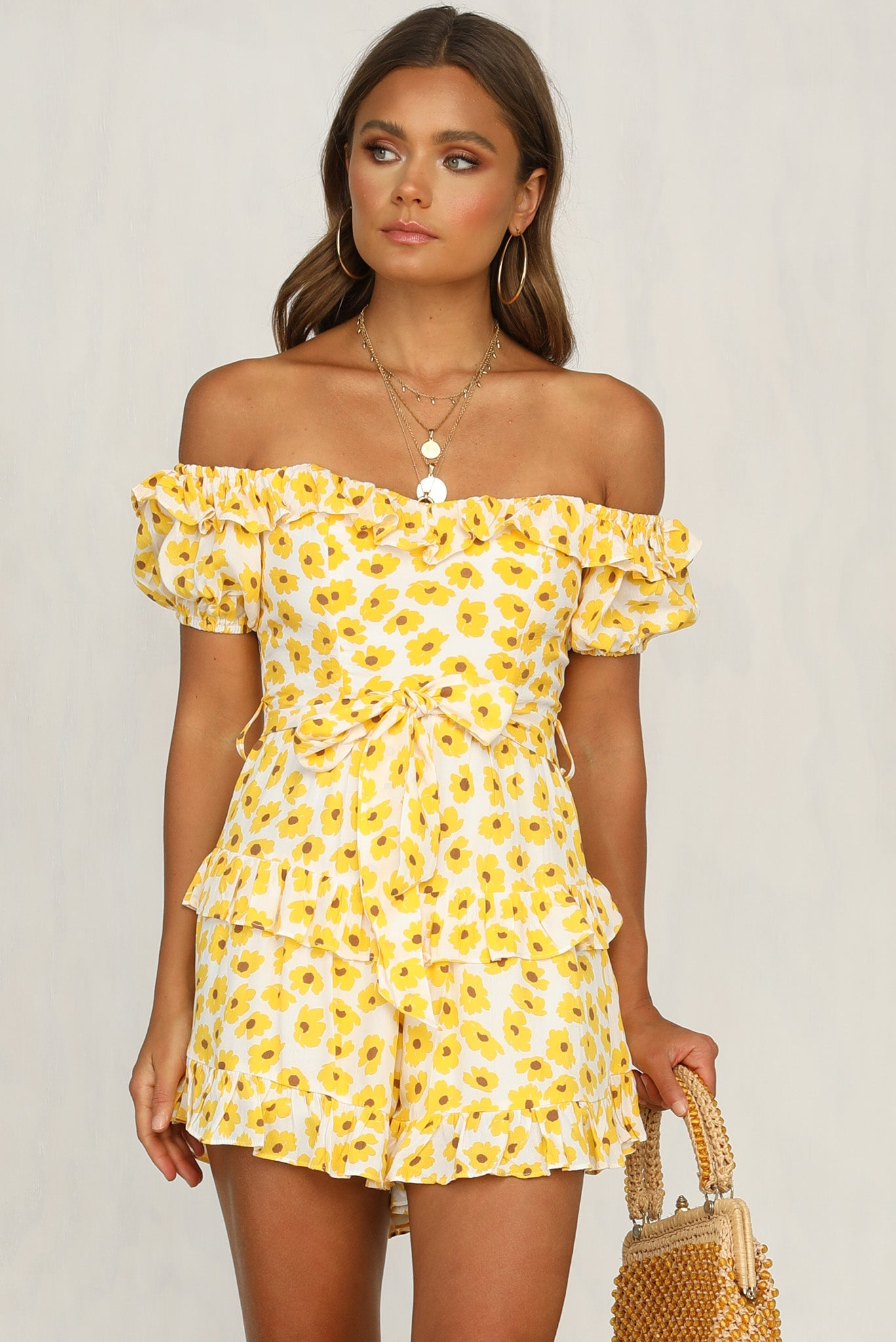 Country Roads Playsuit