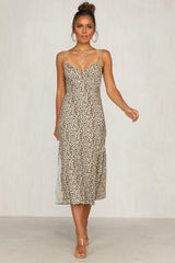 Hestia Dress (Leopard)