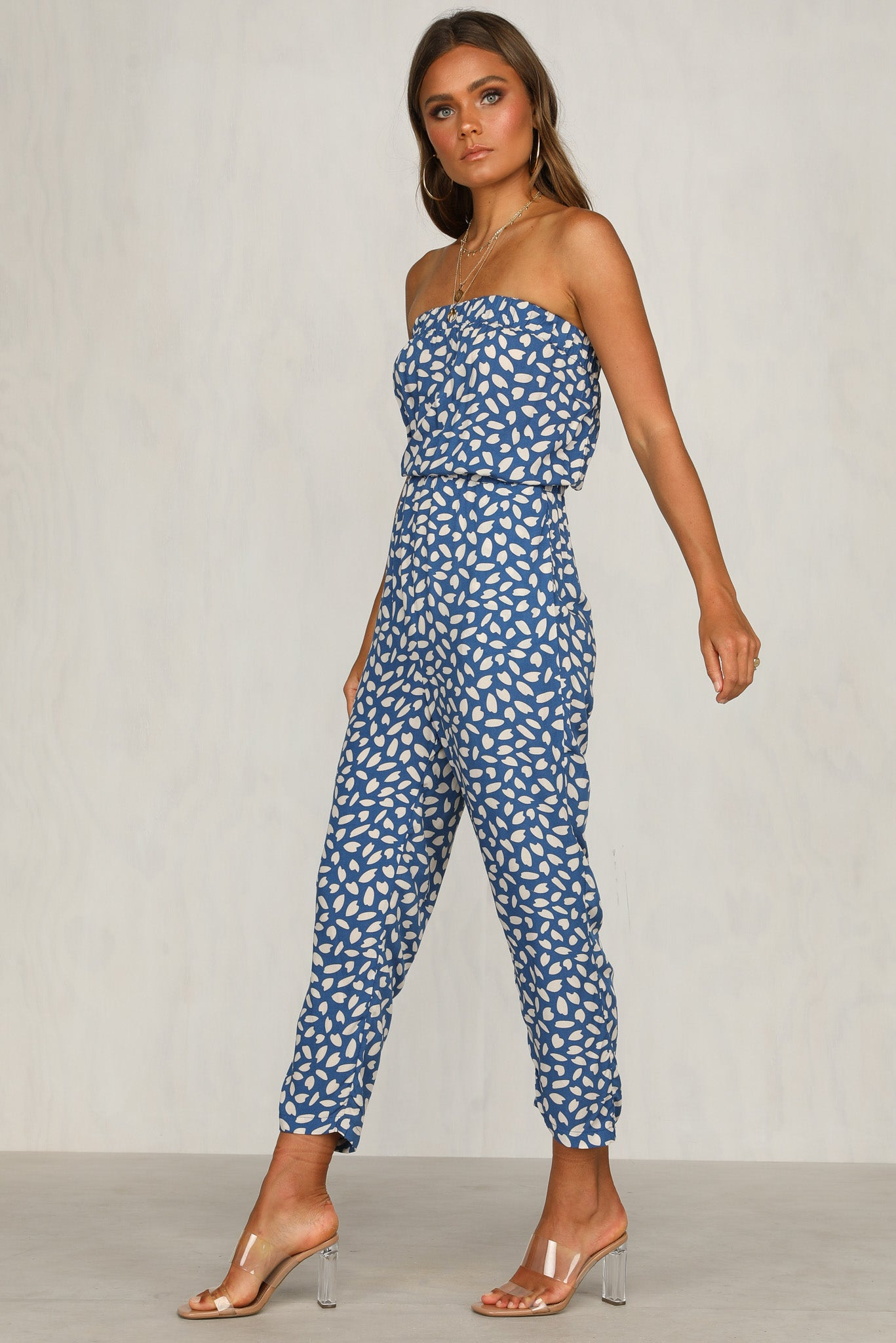 Firebird Jumpsuit (Blue)