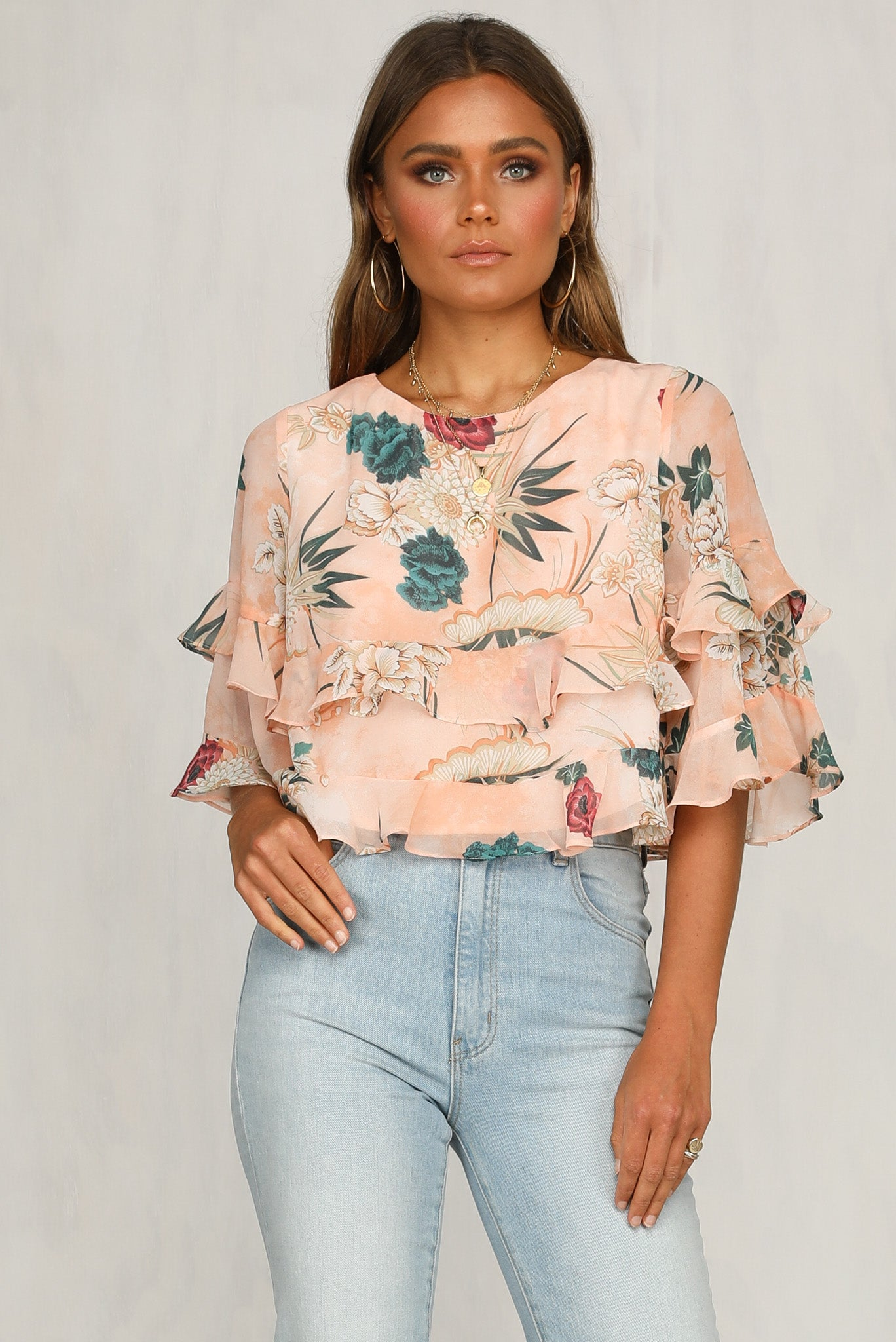 Forgotten Rose Top